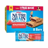 Kellogg's Nutri-Grain Soft Baked Breakfast Bars Strawberry