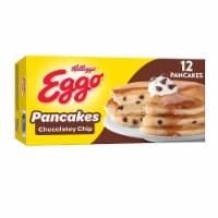Eggo Chocolatey Chip Pancakes 12 Count