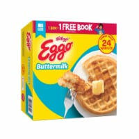 Eggo Frozen Breakfast Waffles Buttermilk Family Pack