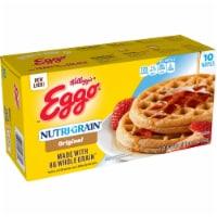 Kellogg's Eggo Nutri-Grain Frozen Breakfast Waffles Original
