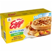 Kellogg's Eggo Frozen Breakfast Waffles Low Fat