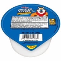 Kelloggs Frosted Flakes Reduced Sugar Multi Grain Cereal, 1 Ounce -- 96 per case.