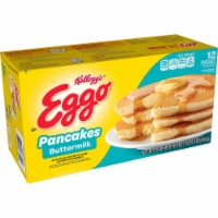 Kellogg's Eggo Frozen Breakfast Pancakes Buttermilk