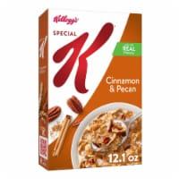 Kellogg's Special K Cinnamon and Pecan Breakfast Cereal
