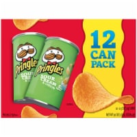 Pringles Sour Cream & Onion Flavored Potato Crisps Multi-Pack