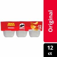 Pringles Snack Stacks Potato Crisps Original