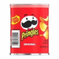 Pringles Small Original Grab and Go Meal Accompaniment, 1.3 Ounce -- 36 per case.