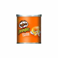 Pringles Grab and Go Small Cheddar Cheese Meal Accompaniment, 1.41 Ounce -- 36 per case.