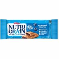 Kelloggs Nutrigrain Blueberry Cereal Bar, 1.55 Ounce -- 96 per case. - 6-16-1.55 OUNCE