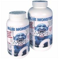 BLUE MONSTER Drain Banger 1 Lb. Flakes Drain Opener & Cleaner 76055 - 1 Lb.