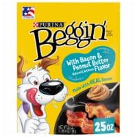 Beggin' Strips Bacon & Peanut Butter Flavor Dog Treats