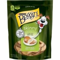 Beggin' Turkey Skinny Strips Dog Treats
