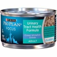 American Distribution 216081 3 oz Purina Pro Plan Fish Cat Food