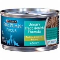 American Distribution 216082 3 oz Purina Pro Plan Turkey Cat Food