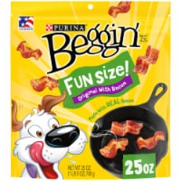 Beggin' Littles Original with Bacon Flavor Dog Treats