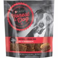 Honest to Dog Beef & Chicken Recipe Dog Treats