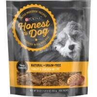 Honest to Dog Turkey & Chicken Recipe Dog Treats
