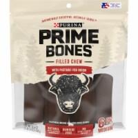 Purina Prime Bones Bison Dog Treat Chew Sticks