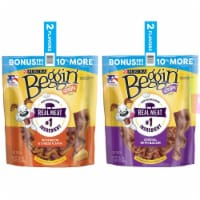 Purina Beggin' Strips Variety Pack (70.4 Ounce) - 1 unit