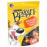 Purina® Beggin'® Strips with Bacon & Cheese Flavor Dog Treats - 6 oz