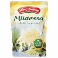 Hengstenberg Mildessa Sauerkraut Pouch - 14.1 oz