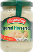 Hengstenberg Hot & Spicy Prepared Horseradish
