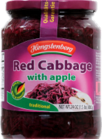 Hengstenberg Traditional Red Cabbage With Apples
