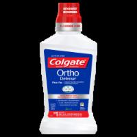 Colgate Ortho Defense Phos- Flur Mouthwash