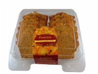 CSM Bakery Products Pumpkin Sliced Loaf Cake