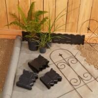 Easy Gardener Commercial Weed Barrier   Gray