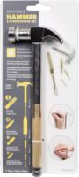 Nielsen Mini-Force Hammer and Screwdriver Combo Set