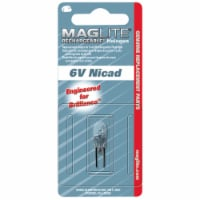 Maglite® Rechargeable® Halogen 6V Flashlight Replacement Bulb - 1 ct