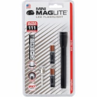 MagLite® Mini Black LED Flashlight - 5.75 in