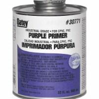 Oatey Purple Primer,32 oz. - 1