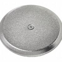 Oatey Cover Plate,High Impact,ChromeFinish,5   34406 - 1