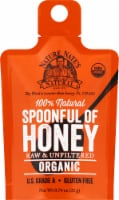 Nature Nate's Raw & Unfiltered Organic Spoonful of Honey