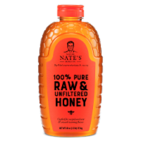 Nature Nate's Classic Raw & Unfiltered Honey - 40 oz