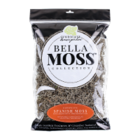 Syndicate Home and Garden Bella Moss Collection Preserved Spanish Moss