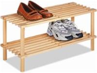 Whitmor Wood Household Shelves - Natural
