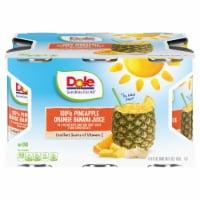 Dole 100% Pine-Orange Banana Juice