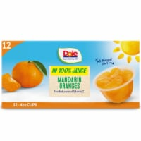 Dole Mandarin Oranges in 100% Fruit Juice