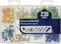 Hillman Kit Med household Kit - 230 pc