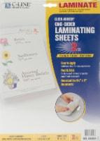 Cleer Adheer Heavyweight Laminating Sheets-9 X12  2/Pkg - 1