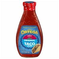 Ortega Thick & Smooth Hot Taco Sauce