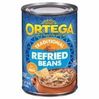 Ortega Traditional Refried Beans - 16 oz