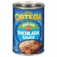 Ortega Red Enchilda Sauce - 10 oz