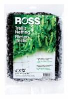 Ross Trellis Netting - Black