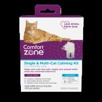 Comfort Zone Single and Multi-Cat Calming Kit