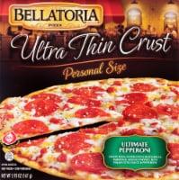 Bellatoria Ultimate Pepperoni Ultra Thin Crust Personal Pizza - 5.93 oz
