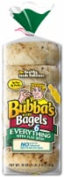 Bubba's Sliced Everything Bagels